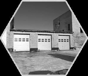 Нежилое здание общей площадью 992,6 кв.м.
