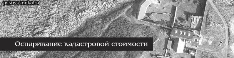 Снижение и оспаривание кадастровой стоимости в Пскове и области